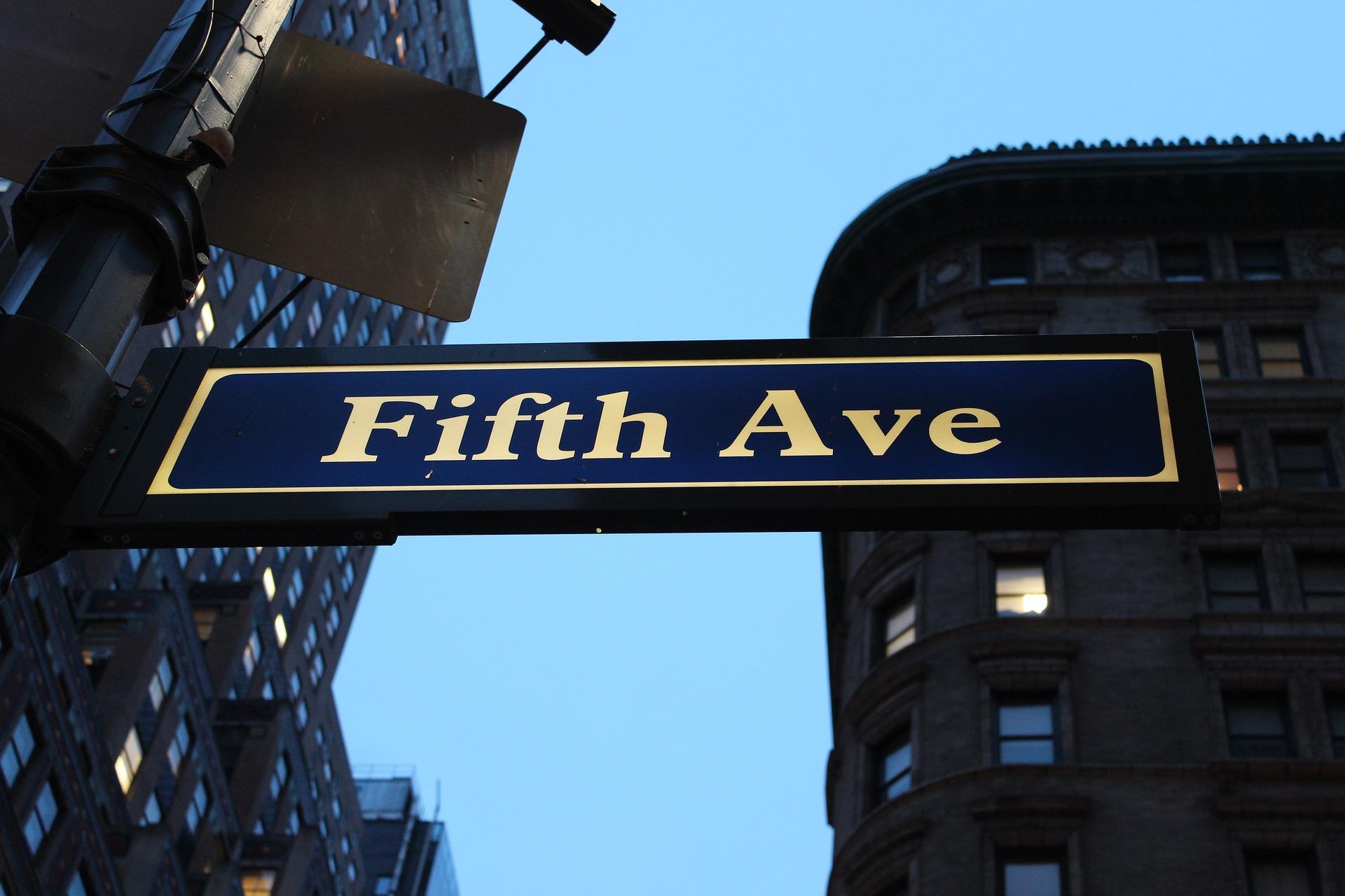 fifith avenue new york