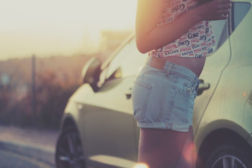 shorts femminili