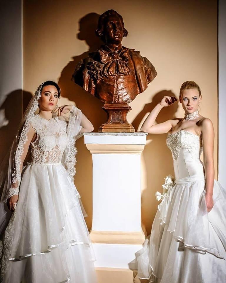immagini abiti da sposa