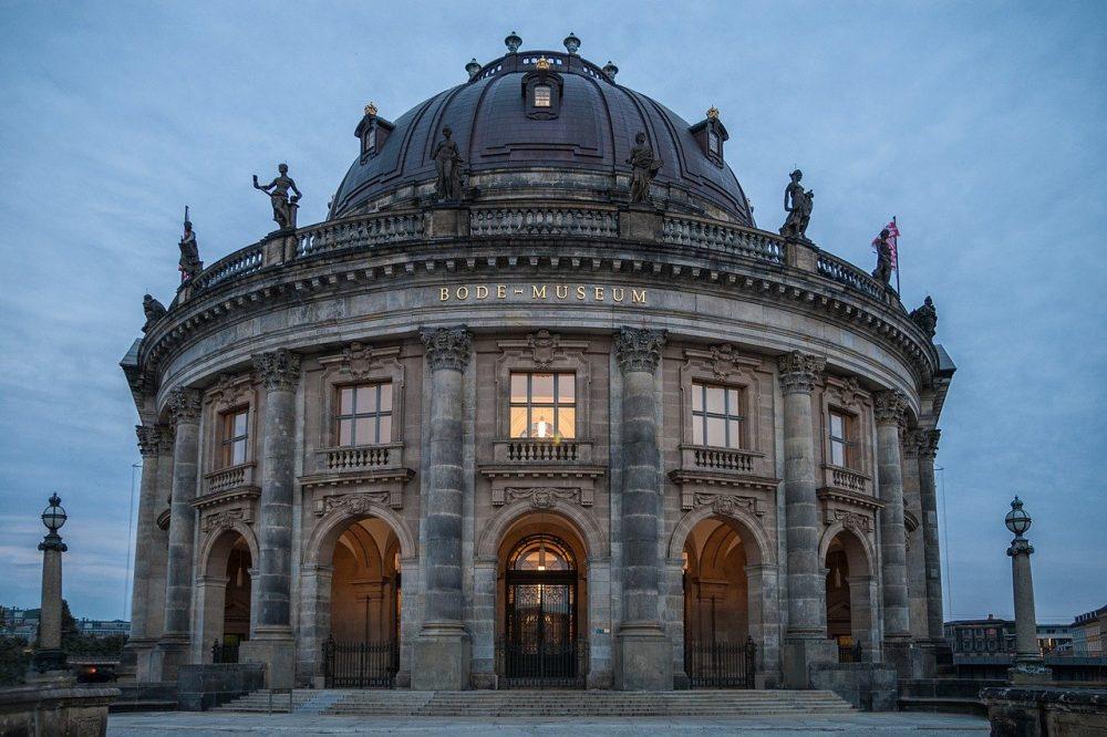museo berlino famoso foto