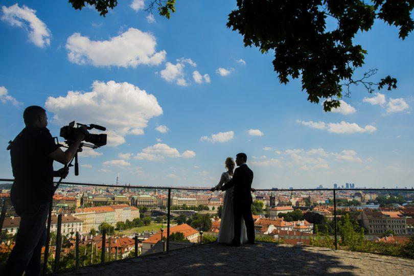 videomaker per il matrimonio