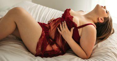 intimo sexy curvy