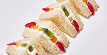 dessert sandwich foto