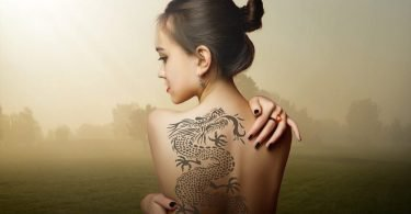 tatuaggio cinese
