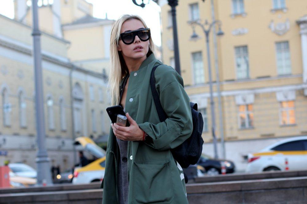 cappotto da donna foto