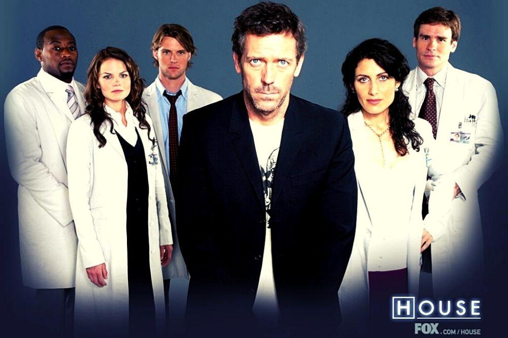 dr. house serie tv