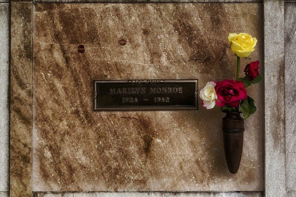 tomba marilyn monroe