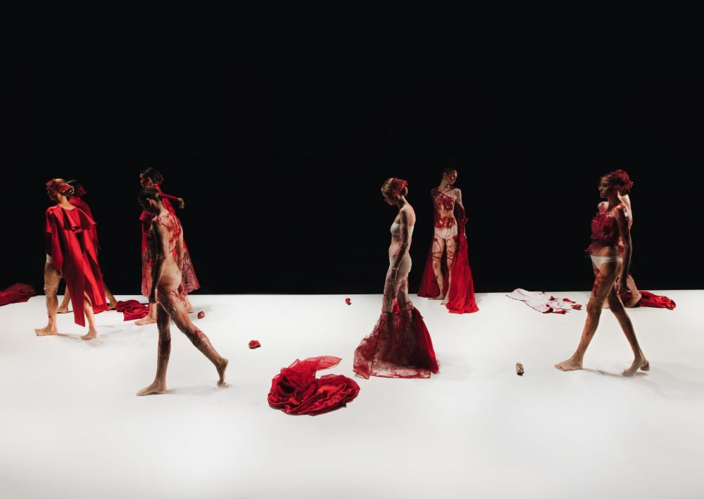 Bashaques _ Milan fashion club_funeral of love 2
