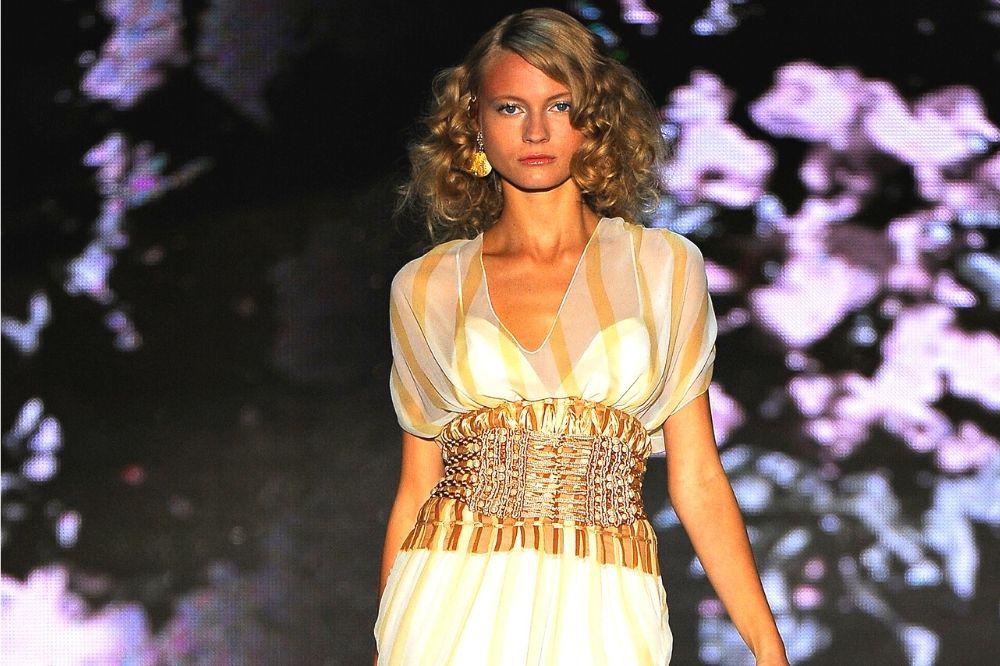 modella francese famosa nel mondo