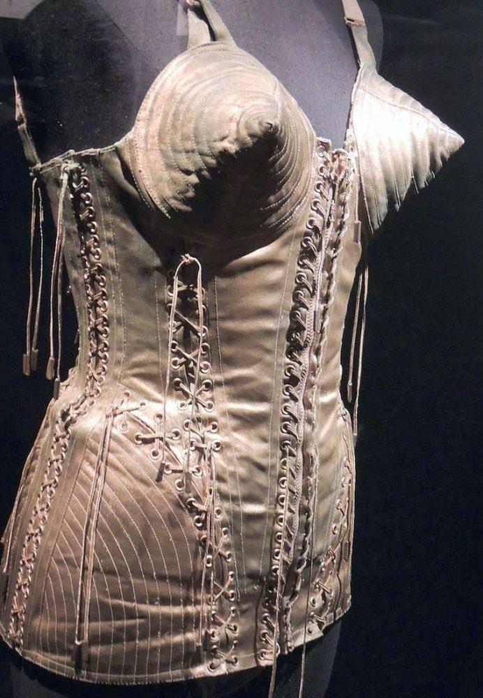 Madonna Vestito Jean Paul Gaultier
