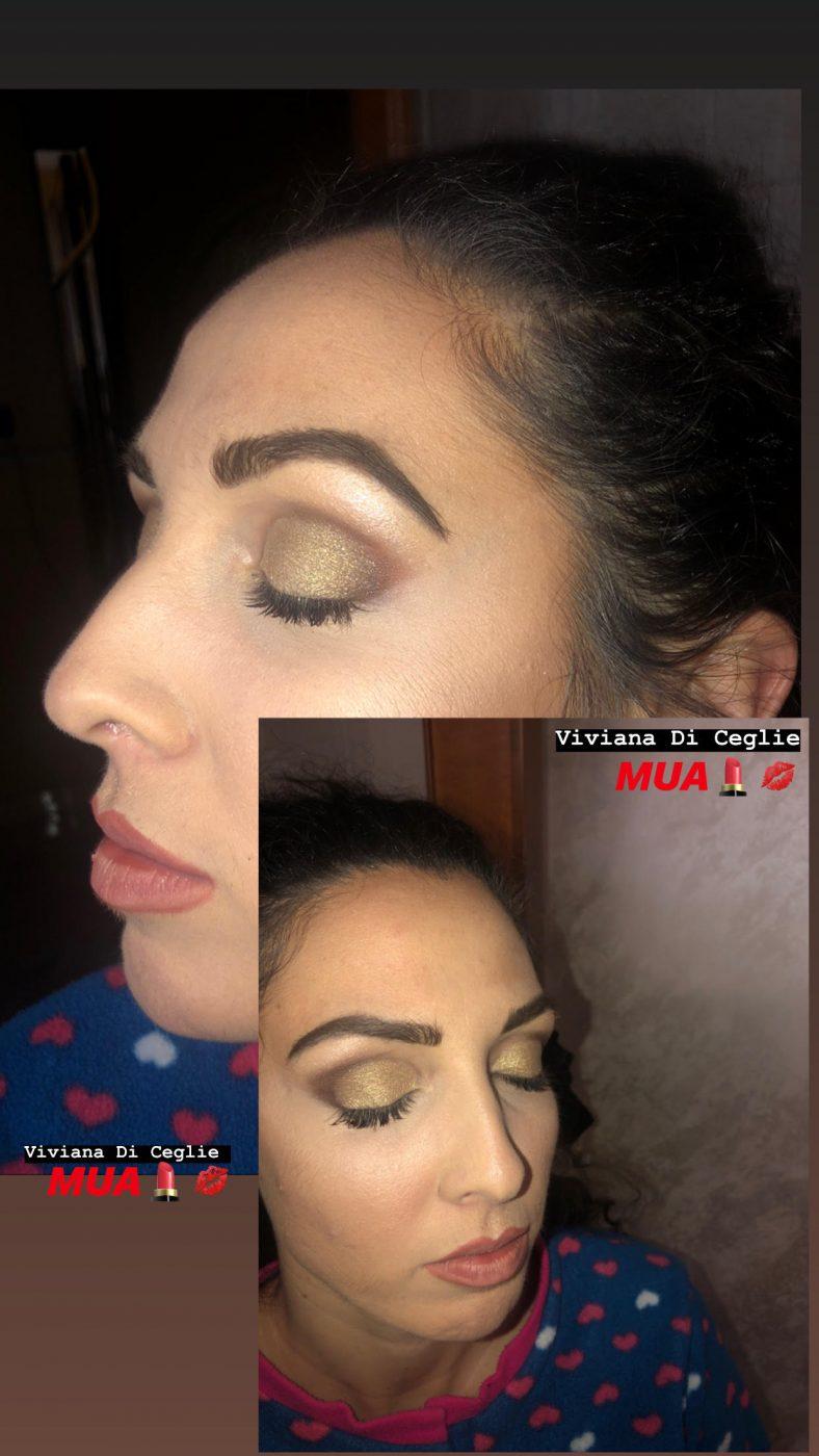 tecnica halo makeup
