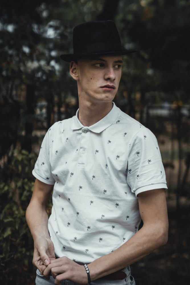 cappello maschile