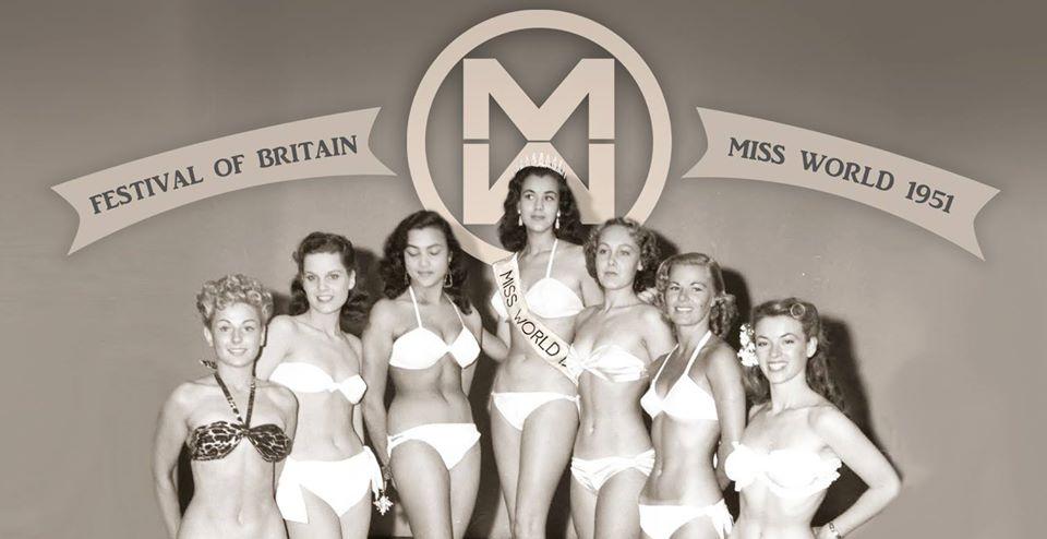 miss mondo 1951