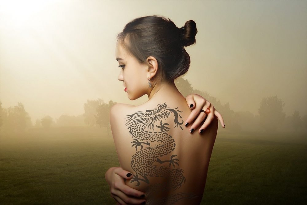 tatuaggi cinesi