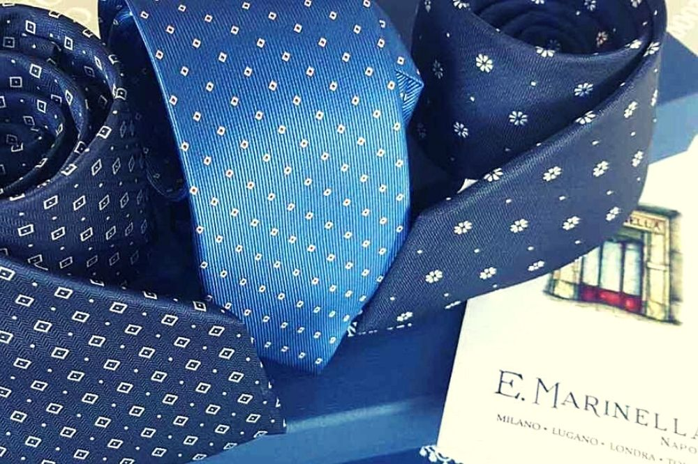 cravatte marinella foto