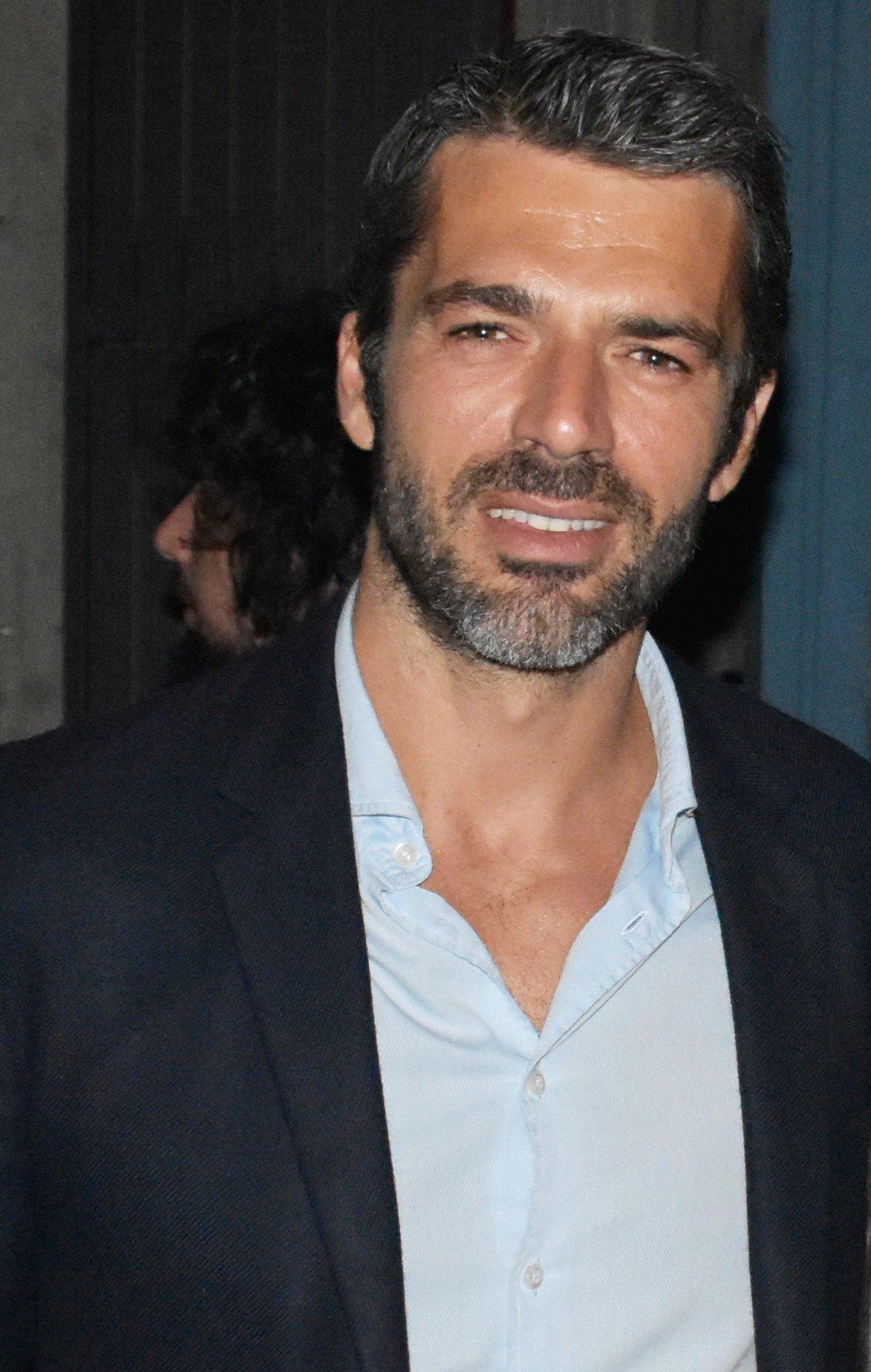 argentero attore