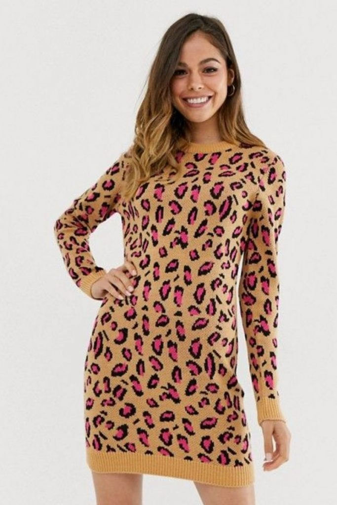 outfit animalier foto