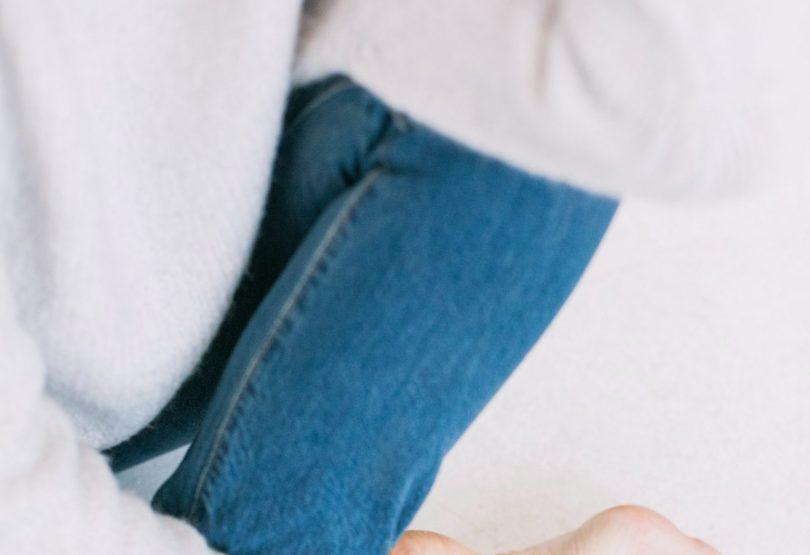 pantaloni invernali donna foto