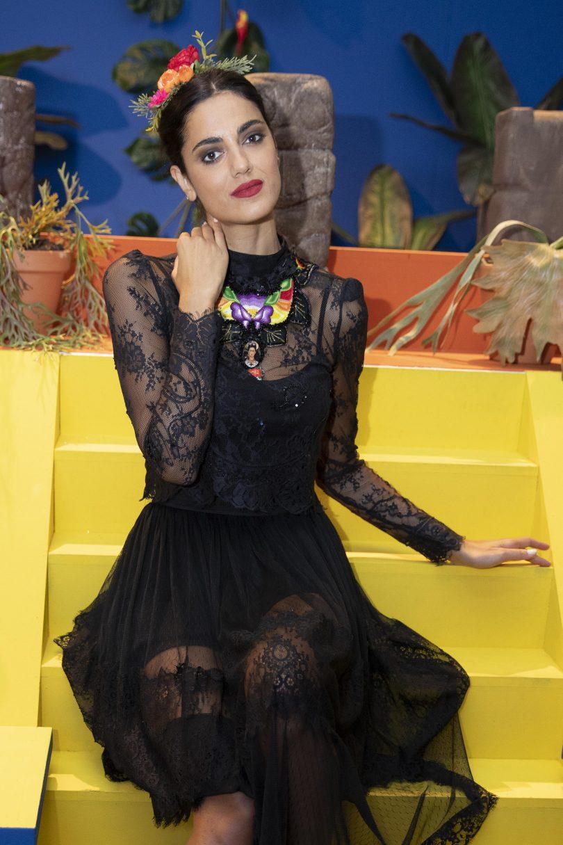 collezione moda frida kahlo