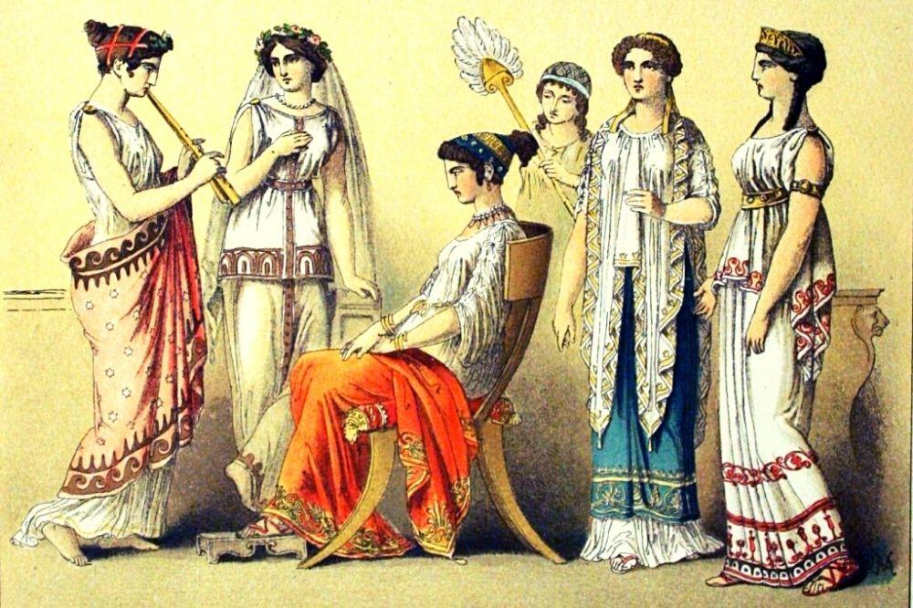 antichi greci sandali