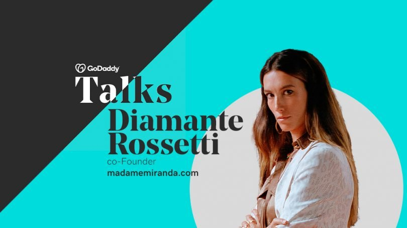 diamante rossetti - godaddy talks 2021