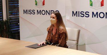 miss mondo italiana maria rosaria rizzo foto